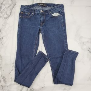 Express Jeans Stella Low Rise Skinny Jeans